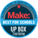 Logo: Maker: Best for Schools UP Box